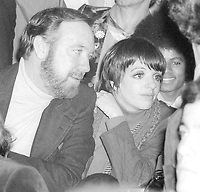 Jack HaleyJr Liza Minnelli at Studio 54 1977<br /> Photo By Adam Scull/PHOTOlink.net