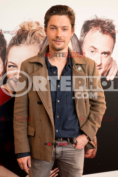 "Jan Cornet attends to the premiere of the theater play ""Los Vecinos de Arriba"" of the director Cesc Gayt at Teatro La Latina in Madrid. April 13, 2016. (ALTERPHOTOS/Borja B.Hojas)"