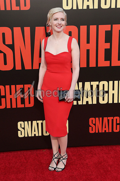 "10 May 2017 - Westwood, California - Katie Dippold. ""Snatched"" World Premiere held at the Regency Village Theatre. Photo Credit: AdMedia"