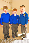 Kilocrim NS Junior Infants: Callen Reynolds, Jacob, Meylor & Donal O'Connor