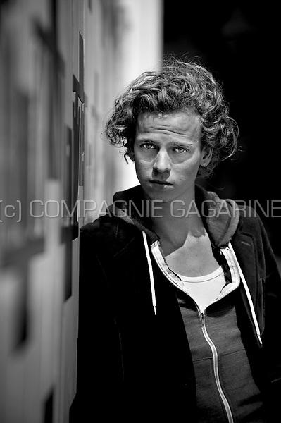 Flemish actor Stef Aerts (Belgium, 13/05/2011)