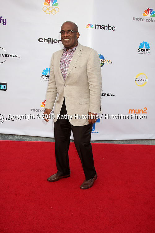 "Al Roker.arrives at ""An Evening with NBC Universal"" 2010.Universal Studios Hollywood.Los Angeles, CA.May 12, 2010.©2010 Kathy Hutchins / Hutchins Photo.."