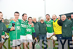 Anthony O'Carroll, Barry O'Grady, David Goulding, Patrick O'Connor, Anthony O'Carroll, Garry O'Brien, Bobby Thornhill and Mike Enright.