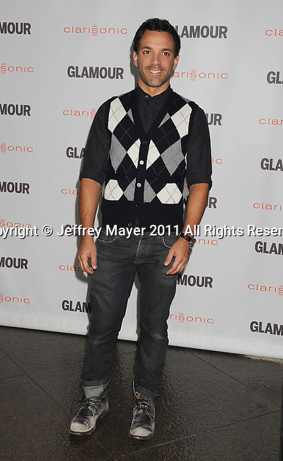 LOS ANGELES, CA - OCTOBER 24: George Kotsiopoulos attends the Glamour Reel Moments at DGA Theater on October 24, 2011 in Los Angeles, California.