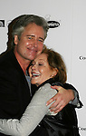 AMC's Michael Knight and Marj Dusay (also GL) at 22nd Annual Broadway Flea Market & Grand Auction to benefit Broadway Cares/Equity Fights Aids on Sunday, September 21, 2008 in Shubert Alley, New York City, New York. (Photo by Sue Coflin/Max Photos)