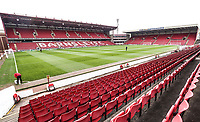 General Ground View at Barnsley FC<br /> <br /> Photographer Rachel Holborn/CameraSport<br /> <br /> The EFL Sky Bet Championship - Barnsley v Bolton Wanderers - Saturday 14th April 2018 - Oakwell - Barnsley<br /> <br /> World Copyright &copy; 2018 CameraSport. All rights reserved. 43 Linden Ave. Countesthorpe. Leicester. England. LE8 5PG - Tel: +44 (0) 116 277 4147 - admin@camerasport.com - www.camerasport.com