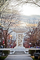 Dupont Circle Washington DC Photography