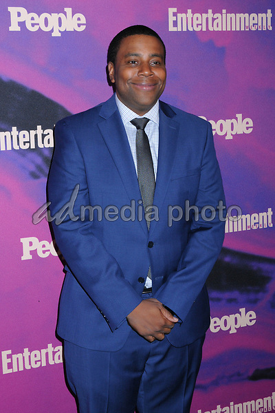 13 May 2019 - New York, New York - Kenan Thompson at the Entertainment Weekly & People New York Upfronts Celebration at Union Park in Flat Iron. Photo Credit: LJ Fotos/AdMedia
