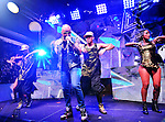 MIAMI BEACH, FL - DECEMBER 18: Wisin attend and performs during A AT&T Latino's Night With Becky G & Wisin at Baoli Miami on Friday December 18, 2015 in Miami Beach, Florida. (Photo by Johnny Louis / jlnphotography.com)