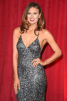 Twinnie-Lee Moore<br /> arrives for the British Soap Awards 2016 at Hackney Empire, London.<br /> <br /> <br /> &copy;Ash Knotek  D3124  28/05/2016