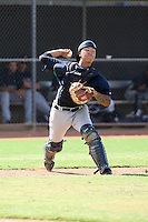 Christian Carmichael - Seattle Mariners - 2010 Instructional League.Photo by:  Bill Mitchell/Four Seam Images..