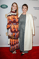 05 January 2019 - Los Angeles, California - Olivia Colman, Emma Stone. the BAFTA Los Angeles Tea Party held at the Four Seasons Hotel Los Angeles.          <br /> CAP/ADM<br /> ©ADM/Capital Pictures