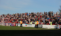 Grimsby Town fans<br /> during the Sky Bet League 2 match between Accrington Stanley and Grimsby Town at the Fraser Eagle Stadium, Accrington, England on 25 March 2017. Photo by Tony  KIPAX / PRiME Media Images.
