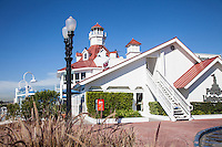 Parker's Lighthouse At Shoreline Village In Long Beach
