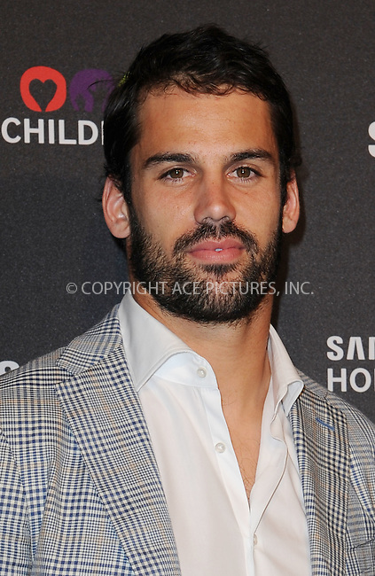 WWW.ACEPIXS.COM<br /> September 17, 2015 New York City<br /> <br /> Eric Decker attending the Samsung Hope for Children Gala 2015 at Hammerstein Ballroom on September 17, 2015 in New York City.<br /> <br /> Credit: Kristin Callahan/ACE Pictures<br /> <br /> Tel: (646) 769 0430<br /> e-mail: info@acepixs.com<br /> web: http://www.acepixs.com