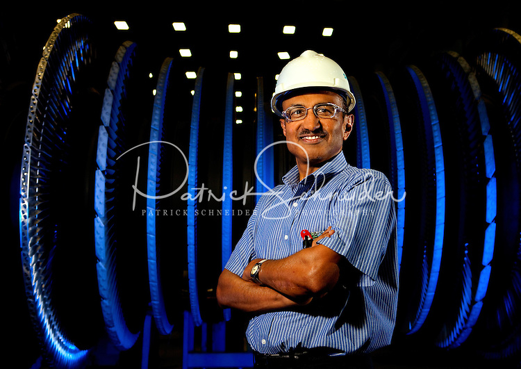 .Photography of Engineers at Siemens Charlotte, North Carolina facility.