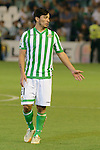 Lolo Reyes during the match between Real Betis and Recreativo de Huelva day 10 of the spanish Adelante League 2014-2015 014-2015 played at the Benito Villamarin stadium of Seville. (PHOTO: CARLOS BOUZA / BOUZA PRESS / ALTER PHOTOS)
