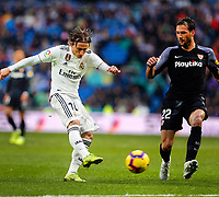2019.01.19 La Liga Real Madrid CF VS Sevilla FC