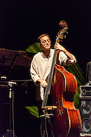 "Javier Colina  performing for the ""Jazz festival of Madrid"""