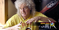 Life After Flash (2017) <br /> Brian May<br /> *Filmstill - Editorial Use Only*<br /> CAP/MFS<br /> Image supplied by Capital Pictures