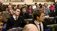 Journalist Crisis, Birmingham Council House, Public Meeting, 8th Dec 2011, BBC Job Cuts and News Title Closures,.Section of the audence,