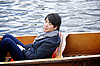 Lang Lang performs at the Latitude Festival<br /> Henham Park, Suffolk, Great Britain <br /> Sunday 15th July 2012 <br /> <br /> Lang Lang <br /> performing on the Waterfront Stage at midday <br /> and arriving at the stage by Gondola his repertoire Included a Chopin Etude. <br /> <br /> Photograph by Ignius Pupinis <br /> <br /> LANG LANG<br /> Lang Lang is a superstar&ndash;as pianist, educator, advocate, philanthropist and more. Heralded as the &ldquo;hottest artist on the classical music planet&rdquo; by the New York Times, the star, 29 year-old Lang Lang has played sold out recitals and concerts in every major city in the world and is the first Chinese pianist to be engaged by the Vienna Philharmonic, Berlin Philharmonic and all the top American orchestras.<br /> <br /> Most recently, he performed for President Barack Obama and President Hu Jin-tao at the White House State Dinner.