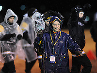 NWA Democrat-Gazette/ANDY SHUPE<br /> of Prairie Grove of Star City Friday, Nov. 27, 2015, during the first half of play at Tiger Stadium in Prairie Grove. Visit nwadg.com/photos to see more photographs from the game.