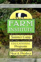 Farm Institute, Edgartown, Martha's Vineyard,