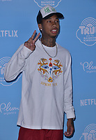 10 August  2017 - Los Angeles, California - Tyga  Premiere of Netflix's &quot;True and The Rainbow&quot; held at Pacific Theaters at The Grove in Los Angeles. <br /> CAP/ADM/BT<br /> &copy;BT/ADM/Capital Pictures