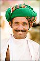 2006- Inde- désert du Rajasthan, berger.