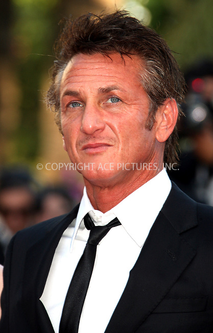 "WWW.ACEPIXS.COM . . . . .  ..... . . . . US SALES ONLY . . . . .....May 20 2011, Cannes....Sean Penn at the premiere of ""This Must Be The Place"" at the Cannes Film Festival on May 20 2011 in Cannes, France....Please byline: FAMOUS-ACE PICTURES... . . . .  ....Ace Pictures, Inc:  ..Tel: (212) 243-8787..e-mail: info@acepixs.com..web: http://www.acepixs.com"