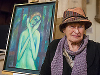 Alicia Melamed Adams Holocaust Memorial Day Exhibition 27th January 2016