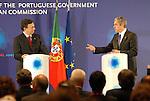 Reunião Conjunta Governo Português e Comissão Europeia..Porto, 2 de Julho de 2007..