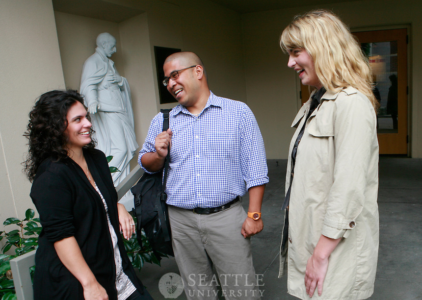 08192011 - Seattle University, College of Education, ,branded imagery, COE, ,school and community counseling