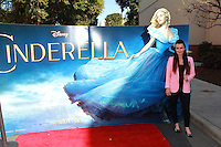"LOS ANGELES - MAR 8:  Kyle Richards at the Disney's ""Cinderella"" Advance Screening at the Disney Studios on March 8, 2015 in Burbank, CA"