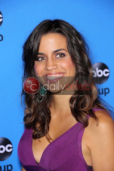 Natalie Morales<br />