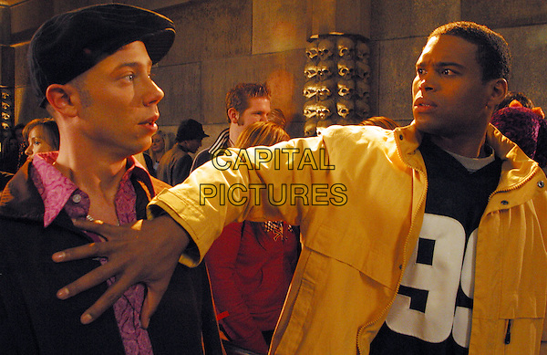 SAM EASTON & TEXAS BATTLE.in Final Destination 3.Filmstill - Editorial Use Only.CAP/AWFF.www.capitalpictures.com.sales@capitalpictures.com.Supplied By Capital Pictures.