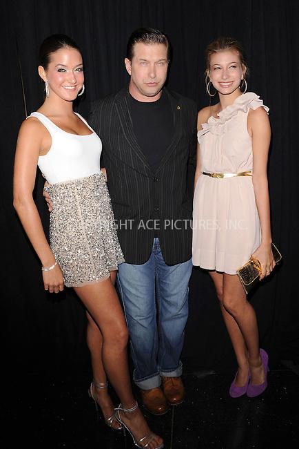WWW.ACEPIXS.COM . . . . . .June 23, 2011...New York City...Alia Baldwin, Stephen Baldwin,Hailey Baldwin attend the 'Monte Carlo' screening at AMC Loews Lincoln Square on June 23, 2011 in New York City.....Please byline: KRISTIN CALLAHAN - ACEPIXS.COM.. . . . . . ..Ace Pictures, Inc: ..tel: (212) 243 8787 or (646) 769 0430..e-mail: info@acepixs.com..web: http://www.acepixs.com .