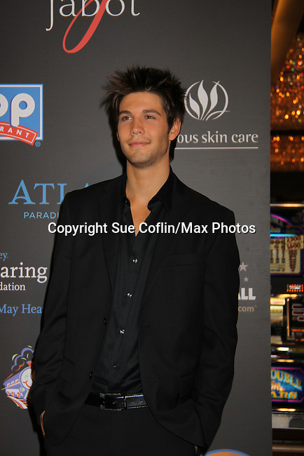 Days Casey Deidrick on the red carpet at the 38th Annual Daytime Entertainment Emmy Awards 2011 held on June 19, 2011 at the Las Vegas Hilton, Las Vegas, Nevada. (Photo by Sue Coflin/Max Photos)