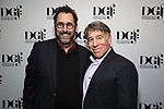 Tony Kushner and Stephen Schwartz attends the 2019 DGF Madge Evans And Sidney Kingsley Awards at The Lambs Club on March 18, 2019 in New York City.