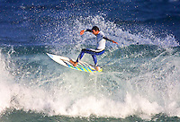 Joel Parkinson (AUS)..Andy Irons (HAW) defeat Sunny Garcia (HAW) in an all Hawaiian final of the annual Rip Curl Pro held at Bells Beach, Torquay, Victoria, Australia, over the Easter holiday break. Irons  jumped to the #1 spot on the world rankings after his win. (Photo: Joliphotos.com)