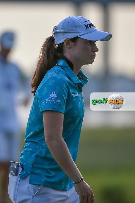 Leona Maguire (IRL) heads for the tee on 11 during round 2 of the 2019 US Women's Open, Charleston Country Club, Charleston, South Carolina,  USA. 5/31/2019.<br /> Picture: Golffile   Ken Murray<br /> <br /> All photo usage must carry mandatory copyright credit (© Golffile   Ken Murray)