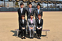 Japan Marathon Team for 2012 London Olympic Games