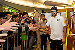 16Feb2015 - Cosmos players autograph session