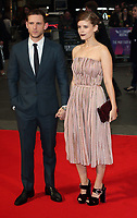 Jamie Bell and Kate Mara at the BFI London Film Festival - Film Stars Don't Die In Liverpool - The Mayfair Hotel Gala, Odeon Leicester Square, London on October 11th 2017<br /> CAP/ROS<br /> &copy; Steve Ross/Capital Pictures