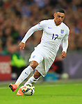 Alex Oxlade-Chamberlain of England - England vs. Slovenia - UEFA Euro 2016 Qualifying - Wembley Stadium - London - 15/11/2014 Pic Philip Oldham/Sportimage