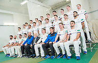 Picture by Allan McKenzie/SWpix.com - 02/04/2018 - Cricket - Yorkshire County Cricket Club Media Day 2018 - Headingley Cricket Ground, Leeds, England - The Yorkshire Cricket Club 2018 team photo.
