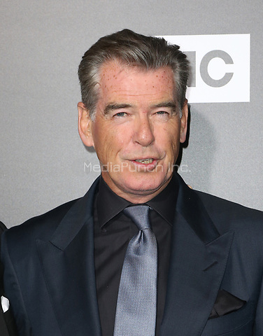"""HOLLYWOOD, CA - April 03: Pierce Brosnan, At AMC's """"The SON"""" Premiere in LA At ArcLight Hollywood  In California on April 03, 2017. Credit: FS/MediaPunch"""