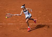 Paris, France, 4 June, 2017, Tennis, French Open, Roland Garros, Garbine Muguruza (ESP)<br /> Photo: Henk Koster/tennisimages.com