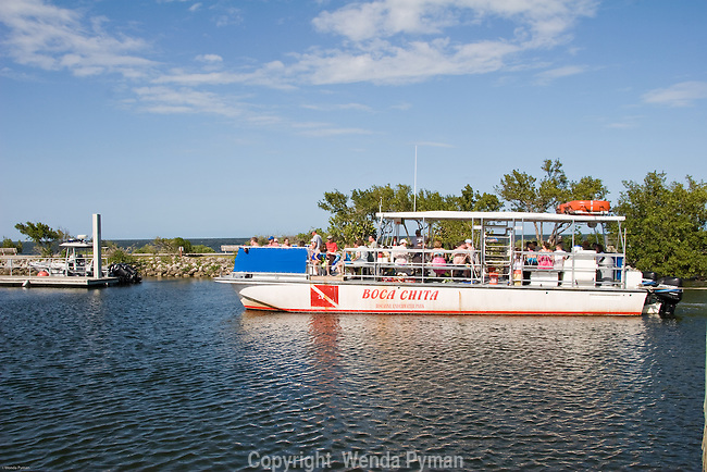 The park service offers boat tours, snorkling and swimming trips.